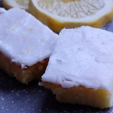 Sitronruter – sitronbrownie