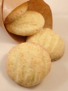 Glutenfrie sandnøtter